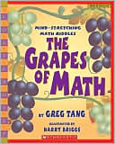 The Grapes of Math by Greg Tang: Book Cover