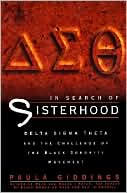 In Search of Sisterhood by Paula J. Giddings: Book Cover