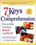7 Keys to Comprehension by Susan Zimmermann: Book Cover