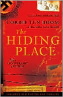The Hiding Place by Corrie ten Boom: Book Cover