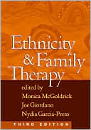 Ethnicity and Family Therapy by Monica McGoldrick: Book Cover