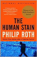 The Human Stain by Philip Roth: Book Cover