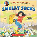 Smelly Socks by Robert Munsch: Book Cover