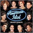 American Idol Greatest Moments by Kelly Clarkson: CD Cover
