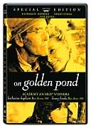 On Golden Pond with Katharine Hepburn