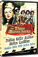 The Three Musketeers with Gene Kelly
