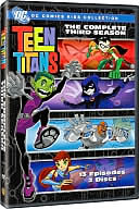 Teen Titans - Season 3