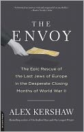 The Envoy by Alex Kershaw: NOOK Book Cover