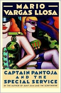 Captain Pantoja and the Special Service by Mario Vargas Llosa: NOOK Book Cover