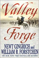 Valley Forge by Newt Gingrich: NOOK Book Cover