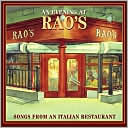 An Evening at Rao's: Songs from an Italian Restaurant: CD Cover