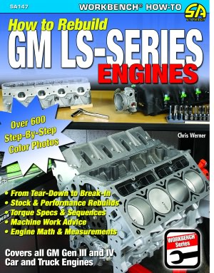 Download books pdf free online How to Rebuild GM LS-Series Engines CHM by Chris Werner 9781932494600