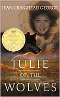 Julie of the Wolves by Jean Craighead George: Book Cover