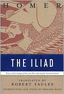 The Iliad (Fagles translation) by Homer: Book Cover