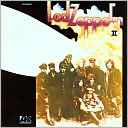 Led Zeppelin II by Led Zeppelin: CD Cover