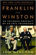 Franklin and Winston by Jon Meacham: Book Cover