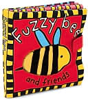 Fuzzy Bee and Friends (Cloth Book Series) by Roger Priddy: Book Cover