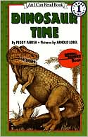 Dinosaur Time (I Can Read Book Series by Peggy Parish: Book Cover