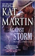 Against the Storm (Raines of Wind Canyon Series #4) by Kat Martin: NOOK Book Cover