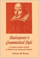 download Shakespeare's Grammatical Style book