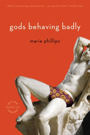Free audiobook downloads ipad Gods Behaving Badly 9780316067638 DJVU