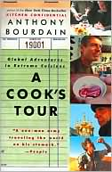 A Cook's Tour by Anthony Bourdain: Book Cover