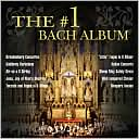 The #1 Bach Album: CD Cover