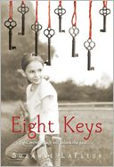 Eight Keys by Suzanne LaFleur: Book Cover