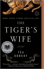 The Tiger's Wife by Téa Obreht: Book Cover
