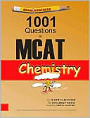 Examkrackers 1001 Questions in MCAT Chemistry by Jonathan Orsay: Book Cover