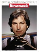 Newsweek Steve Jobs Commemorative Issue by Newsweek/Dailybeast Company: NOOK Book Cover