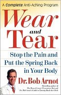 Wear and Tear by Dr. Bob Arnot: Book Cover