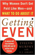 Getting Even by Evelyn Murphy: Book Cover