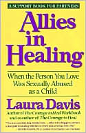 Allies in Healing by Laura Davis: Book Cover