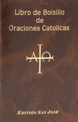 Ebooks em audiobooks para download Libro de Bolsillo de Oraciones Catolicas 9780899423326 MOBI