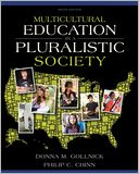 Multicultural Education in a Pluralistic Society by Donna M. Gollnick: Book Cover