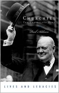 Churchill by Paul Addison: NOOK Book Cover