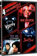Horror: 4 Film Favorites