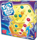 Tic-Tac-Turn Game by Briarpatch: Product Image