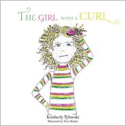 The Girl with a Curl by Kimberly Tyburski: Book Cover