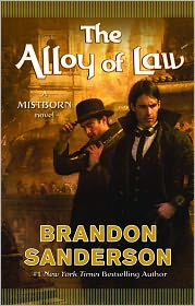The Alloy of Law: A Mistborn Novel by Brandon Sanderson Ebook for Nook