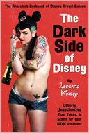 The Dark Side of Disney by Leonard Kinsey: Book Cover