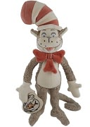 Dr Seuss Cat in the Hat & Fish 8 inch Plush Eco-Plush by Hosung NY Inc.: Product Image