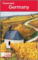 Frommer's Germany by Caroline Sieg: Book Cover