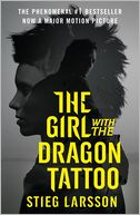 The Girl with the Dragon Tattoo (Millennium Trilogy Series #1) by Stieg Larsson: Book Cover