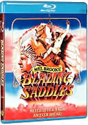 Blazing Saddles with Cleavon Little