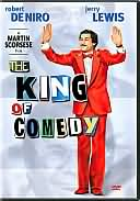 The King of Comedy with Robert De Niro