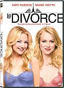 Le Divorce with Kate Hudson