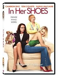 her  shoes cast