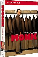 Monk - Season 4 with Tony Shalhoub